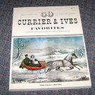 50 Courier & Ives Favorites color prints magazine