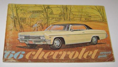 1966 Chevrolet auto manual