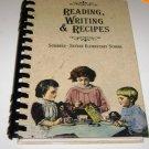 Scribner Snyder Nebraska Elementary School Cookbook 1996