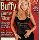 Entertainment mag Buffy Vampire Slayer Sarah Michelle Gellar ULTIMATE BUFFY VIEWERS GUIDE