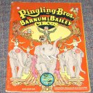 ringling Bros & Barnum & Bailey 1970 Edition Sovenir Program