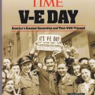 Time V-E Day 60th anniversary tribute magazine