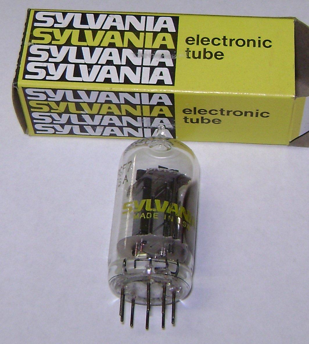 Sylvania vacuum tube 13GF7 NOS
