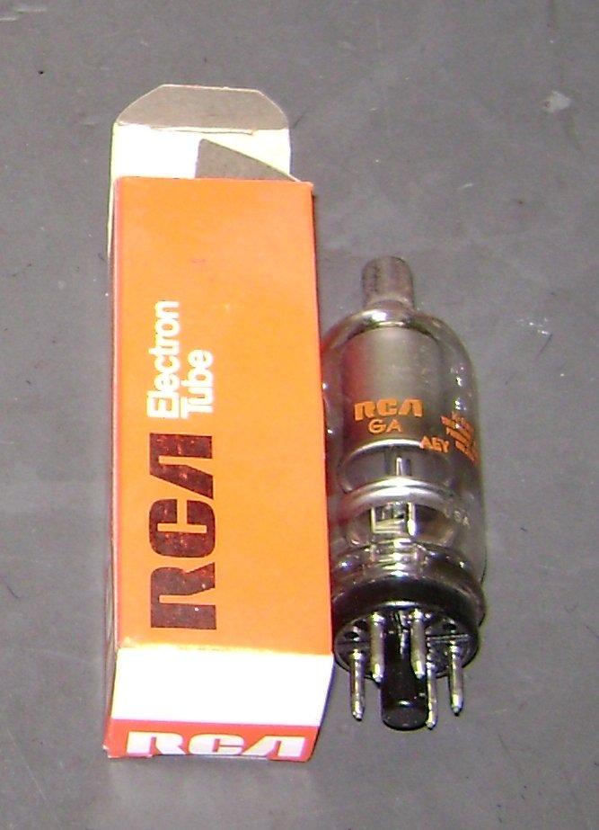 RCA vacuum tube 3DB3 3CY3 NOS unused