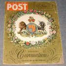 Picture Post 1953 VOL 59 Special Sovenir ed Queen Elizabeth II Coronation
