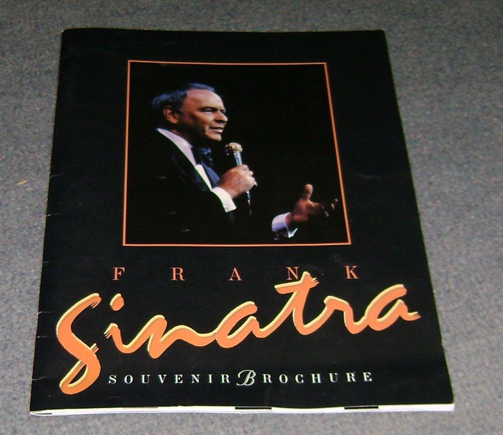 Frank Sinatra Sovenir Brochure Pictorial