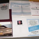 1992 Oldsmobile eighty eight owners manual & warranty information