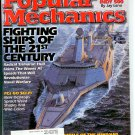 Popular Mechanics Nov 1999 FEAT Britains RVTriton battle trimarians Naval Ships