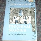Medieval Studies an introduction James M. Powell PB