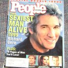 People Magazine Nov 15 1999 Richard Gere Brad Pitt