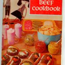 Favorite Recipes Press Ground Beef Cookbook 1968
