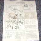 Instruction sheet Ford Carburetor model F-1