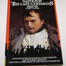 Napoleon : The Last Campaigns, 1813-15 by James Lawford (1978, Hardcover)