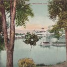 Wandamere Park South Salt Lake UT VIntage Postcard