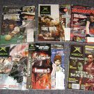6 Gaming magazines (5) XBox & (1) Gamepro  2003 - 2004