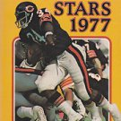 All-Pro Football Stars 1977 by Jerry Brondfield Walter Payton Cover