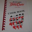 50 Years Moline Illinois Boys Choir Cookbook