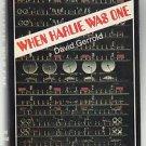 When Harlie Was One by David Gerrold (1977, Book)