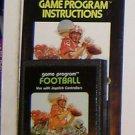 Football (Atari) (Atari 2600)