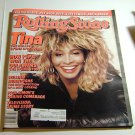 Rolling Stone Magazine Issue # 485 1986 Tina Turner cover