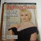 Rolling Stone Magazine Issue # 475 1986 Madonna cover