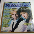 Rolling Stone Magazine Issue # 478 1986 Tom Petty Bob Dylan cover