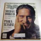 Rolling Stone Magazine Issue # 517 1988 Michael Douglas Cover