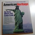 American Heritage Magazine March 1994