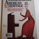 American Heritage Magazine March1989