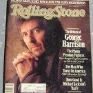 Rolling Stone Magazine Oct 22 1987 George Harrison Feature/Cover