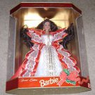 Happy  Holidays Special Edition Barbie 1997 10th Anniversary