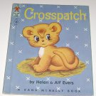 Rand Mcnally CrosspatchTip Top Elf book  1964