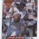 Collectors Edge Pop Warner Minnesota Vikings Card Jim Mcmahon 1994