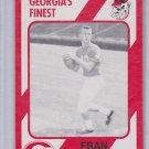 Collegiate Collection Fran Tarkenton 1989 Georria Bulldog Football card
