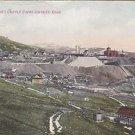 Vintage Postcard Vindicator Mine Cripple Creek Colorado