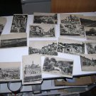 16 Vintage Postcard Longuyon France Early 1900's War Damage Photos