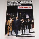 Movie Poster Original Oceans 11