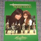 Samuel Goldwyn TV Adventures of Robin Hood Brochure