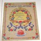 Knox Gelatine Recipes 1943