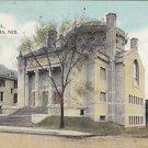 Vintage Postcard Temple Israel Omaha Nebraska early 1900's