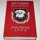 Ottumwa Iowa High School Alumni Directory 1996