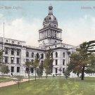 Vintage Postcard Nebraska State Capitol Lincoln Nebraska
