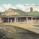 Vintage Postcard The Field Club Omaha Nebraska