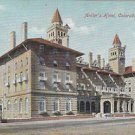 Vintage Postcard Antlers Hotel Colorado Springs Colorado