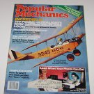 Popular Mechanics January 1984 250LB Ultralights - Japanese Water Sharpening