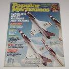 Popular Mechanics September 1983 Worlds Daring Air Teams - Pontiac Fiero