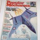 Popular Mechanics June 1984 1500 MPH Jump Jets Nissan 300ZX