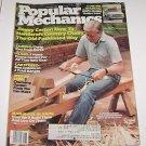 Popular Mechanics August 1984 Jimmy Carter Handcrafts Chairs Korean Cars