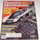 Popular Mechanics March 1986 Super Tech Race Cars Concert Special Effects