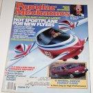 Popular Mechanics Magazine August 1987 Hot Sportplane Max Headrrom
